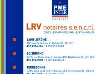Jean-François Piché, LRV Notaires, 450-432-4134